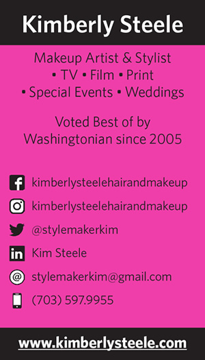 Kimberly Steele Makeup Artist Stylist